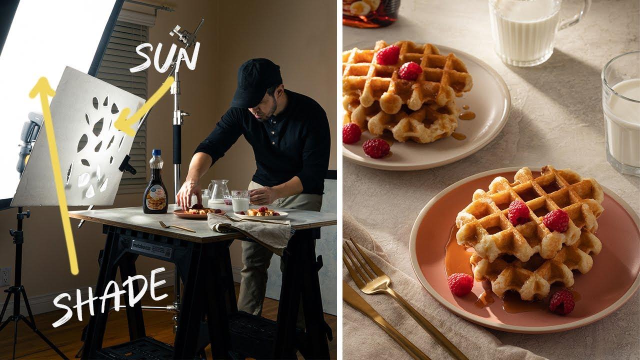 Food photography tip: Recreate natural light using flash | Photofocus