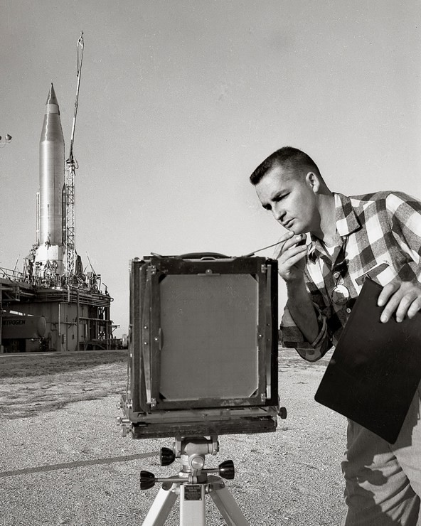 On Photography: Chuck Rogers, 1931-present