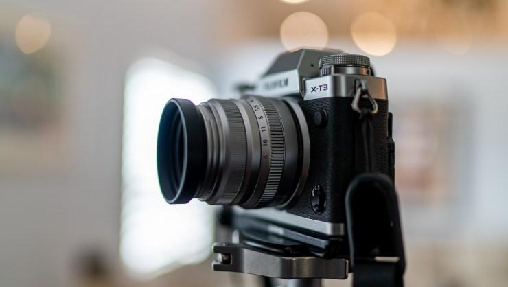 Fujifilm XF 35mm f/2 offers killer optics in a lightweight, compact design
