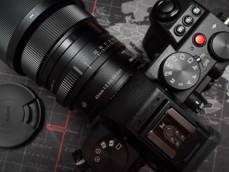 Sigma 65mm f2