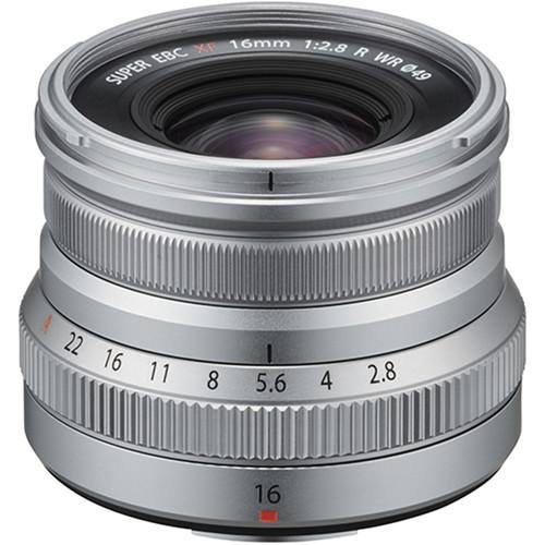 Fujifilm primes - 16mm f/2.8
