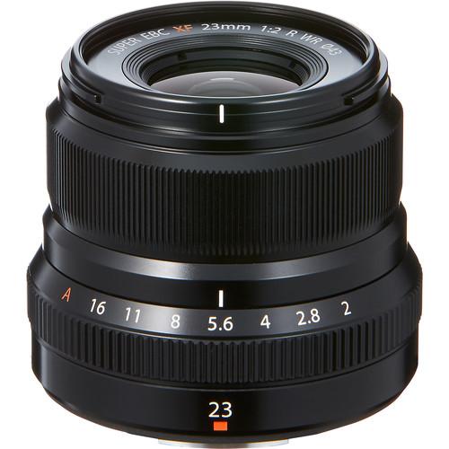 Fujifilm primes - 23mm f/2