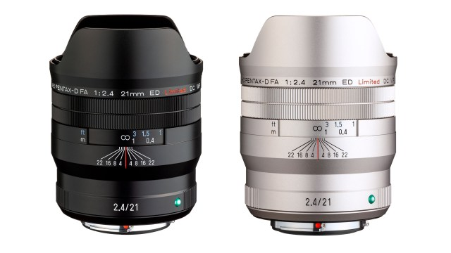 The PENTAX-D FA 21mm f/2.4 ED Limited DC WR is a stunner