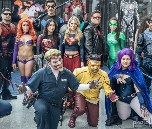 New York Comic Con 2017 Was Held This Weekend At Jacob Javits Convention Center This Annual Event Seemed Even More Crowded This Year Which Is Surprising