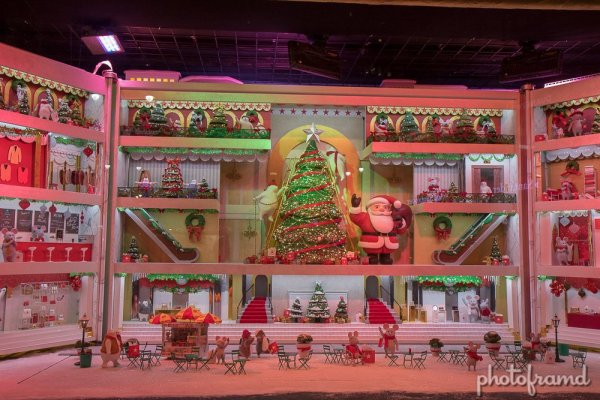 Macys Herald Square NYC Christmas Window Display 2017