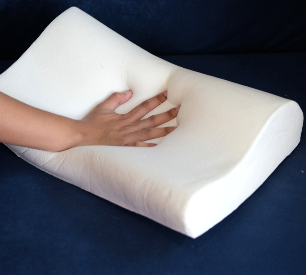 Customized Memory Foam Pillow  Photo Fusion