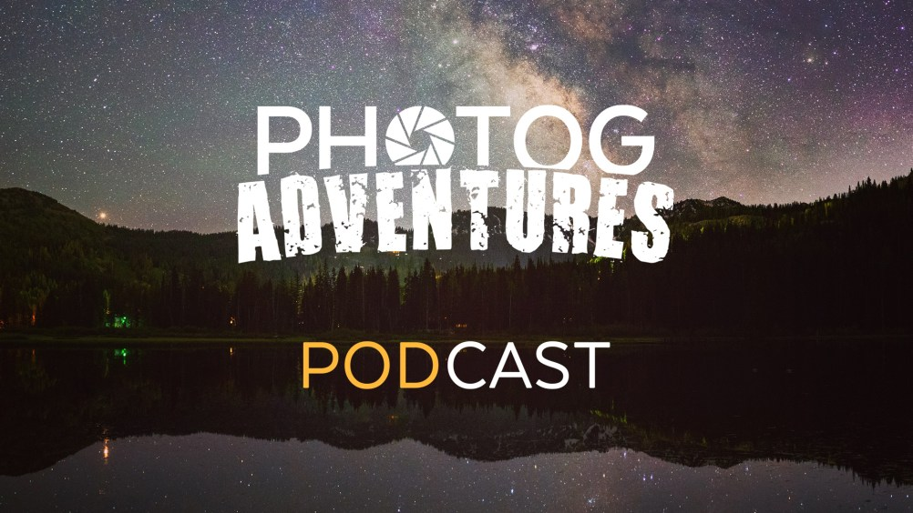 PODCAST 85: Royce Bair   Live Facebook Q&A with our favorite Milky Way Photography Master Guru!