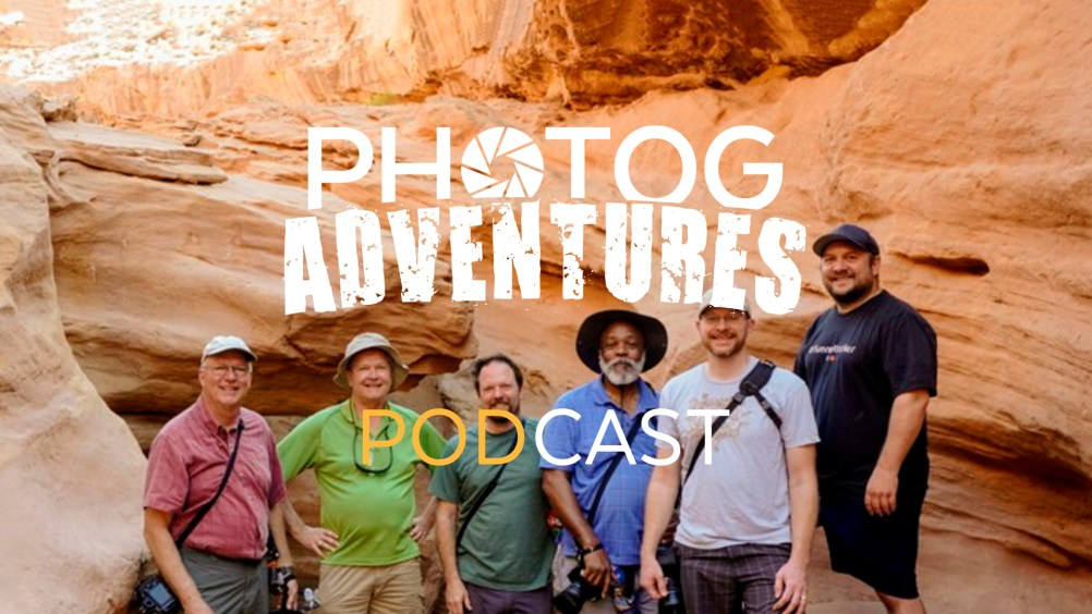 Podcast 89 | Tales from the Goblin Valley Workshop as Told by the Participants