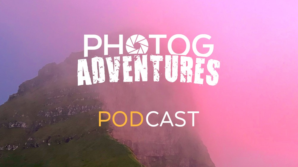 PODCAST 92 : Faroe Islands Photography   Land of Beauty and Amazement