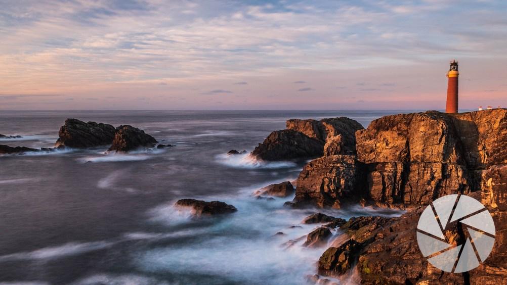 Pt 1: Sunset Rain on the Isle of Lewis/Harris in Scotland | James Kelly