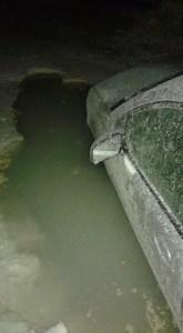 EP_106-Derek Sturman's Car Sunk into the salt water.
