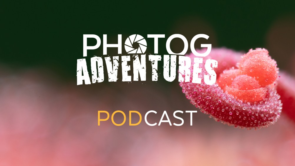 PODCAST 118: Macro Photography & the 2019 Total Lunar Eclipse
