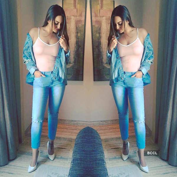 Style diva Sonakshi Sinha