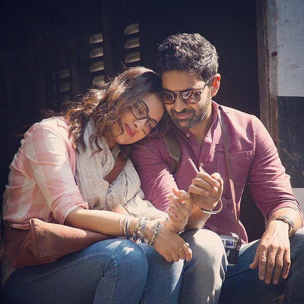 Sonakshi Sinha and Purab Kohli
