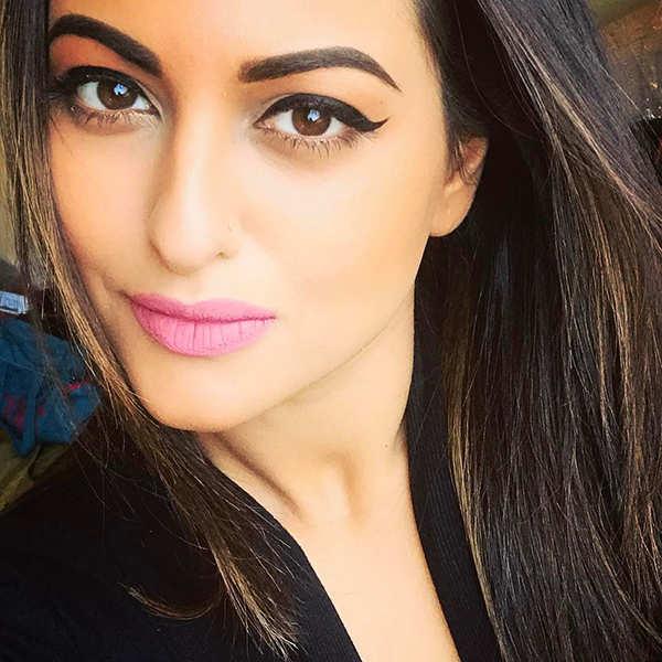 Sonakshi Sinha's selfie
