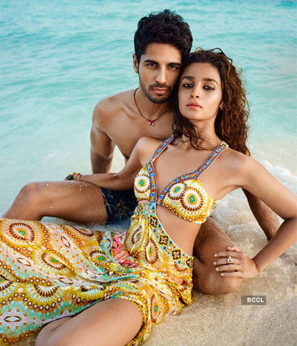 Alia Bhatt and Sidharth Malhotra images