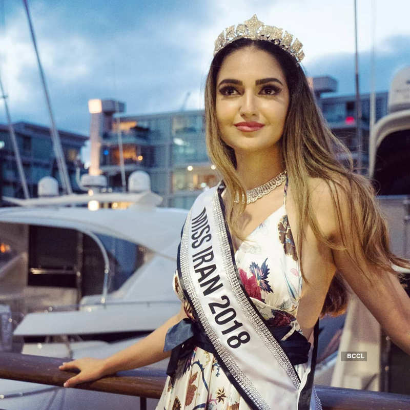 Miss Iran To Debut At Miss Universe 2019 Photogallery
