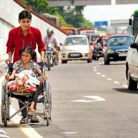 #India- Jammed Wheels #disability #rights