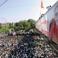 Bal Thackeray--  A Politics of Violence