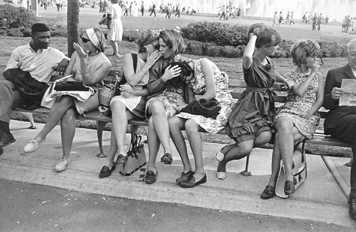 Garry Winogrand New York World's Fair 1964