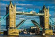 Tower Bridge by Allan Fisher