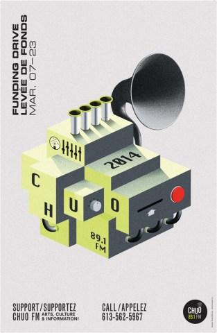 CHUO Drive 2014 Poster_Bi