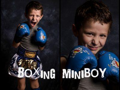 photographe portrait montpellier enfant boxeur