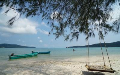 Voyage au Cambodge   koh Rong Samloem