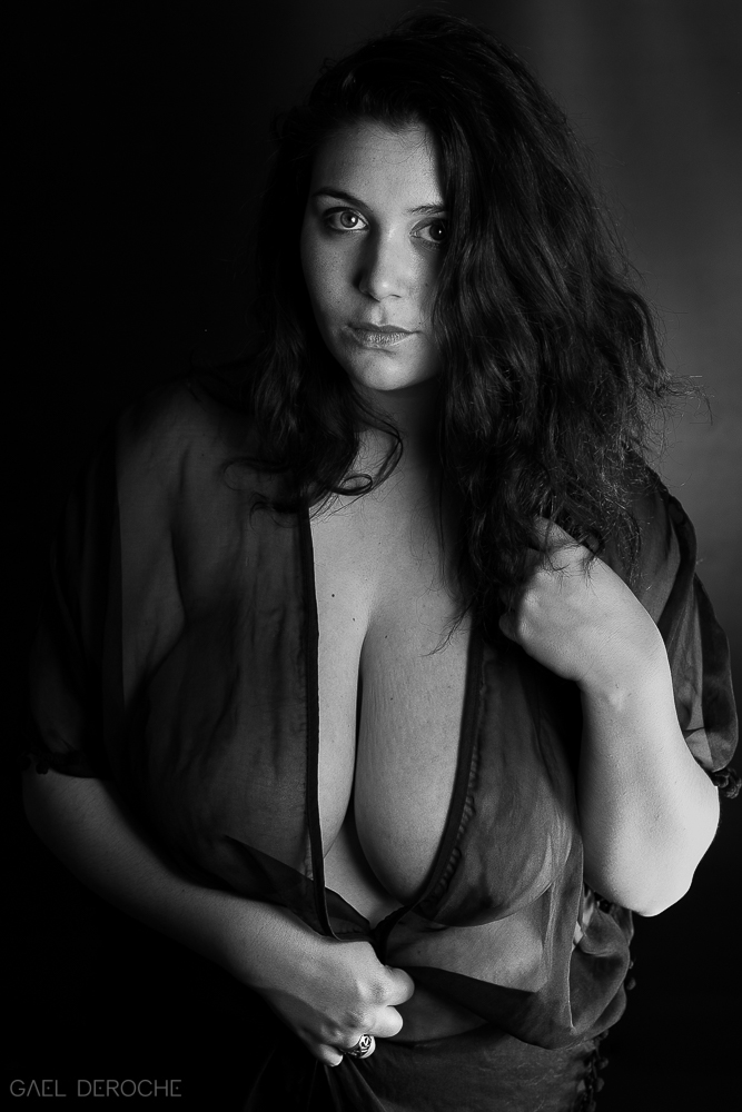 Charme  Photographe de nu artistique