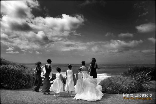 groupe noir et blanc Biarritz