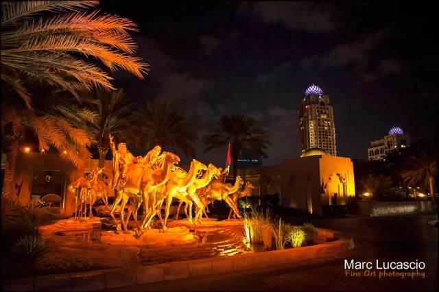 détails et lieux du mariage palace Dubaï