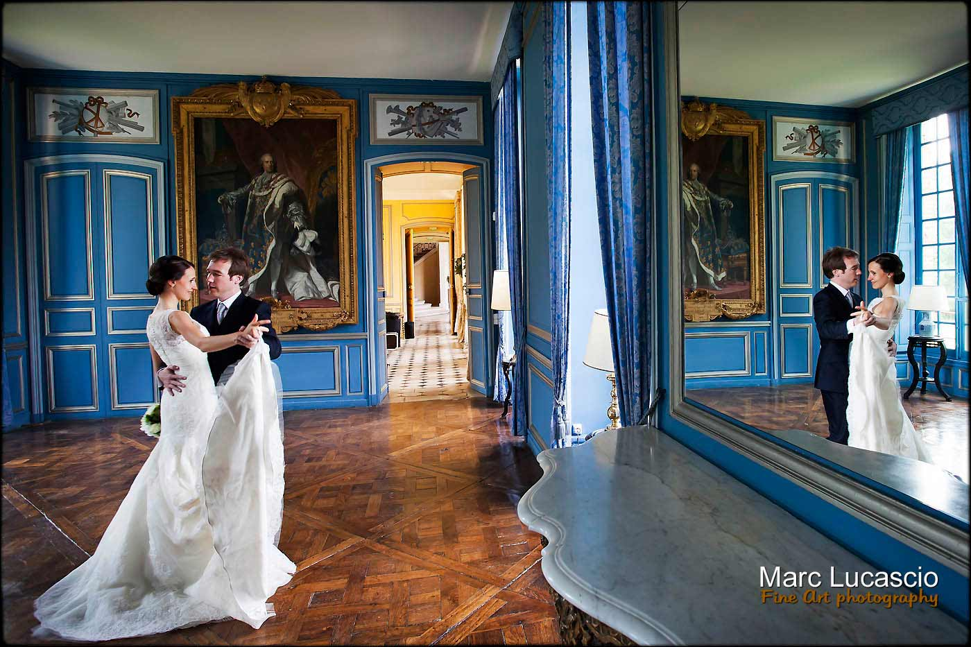 photo première danse mariage