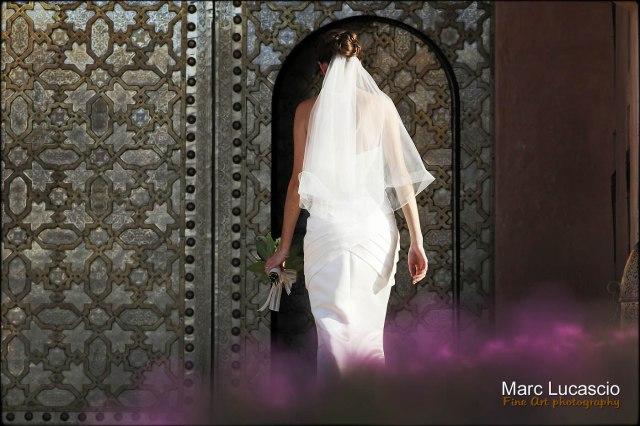 photos de mariage coups de cœur à Marrakech
