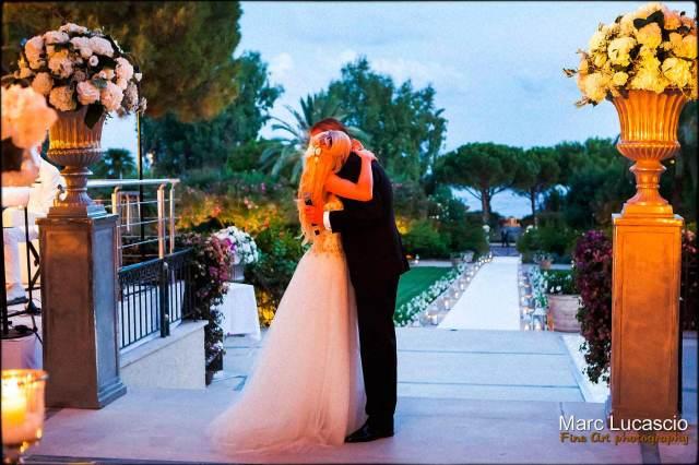 photos de mariage coups de cœur à Saint Jean Cap Ferrat