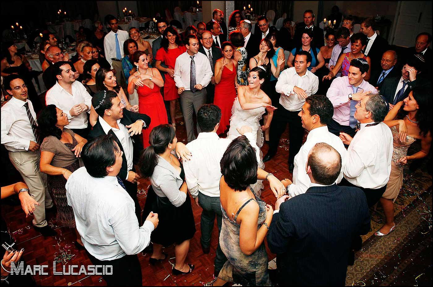 fête du mariage juif