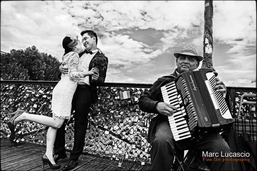 Un mariage à Paris
