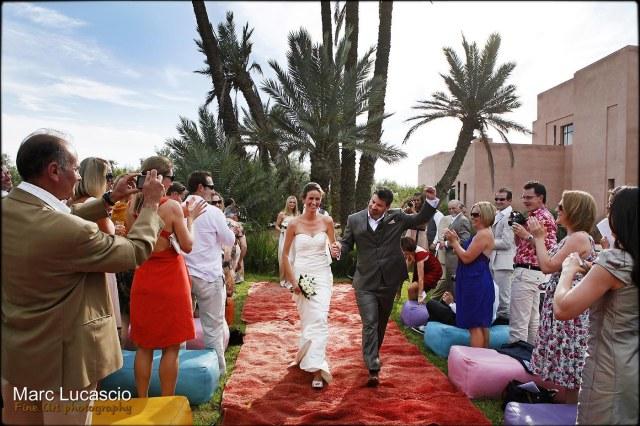 photos des plus beaux mariages Maroc