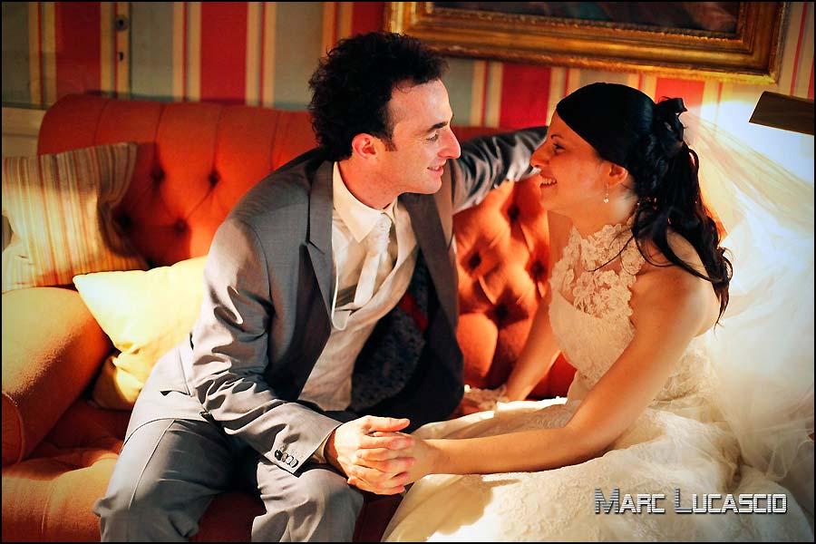 Photo couleur mariage Avignon