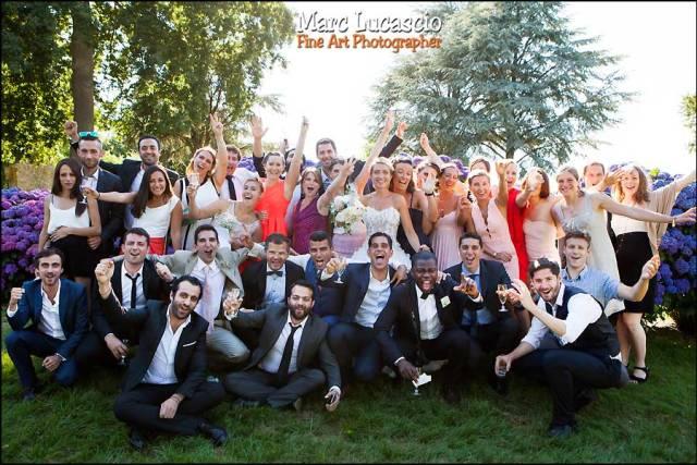 mariage juif groupe amis