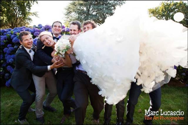 jet de mariée mariage juif
