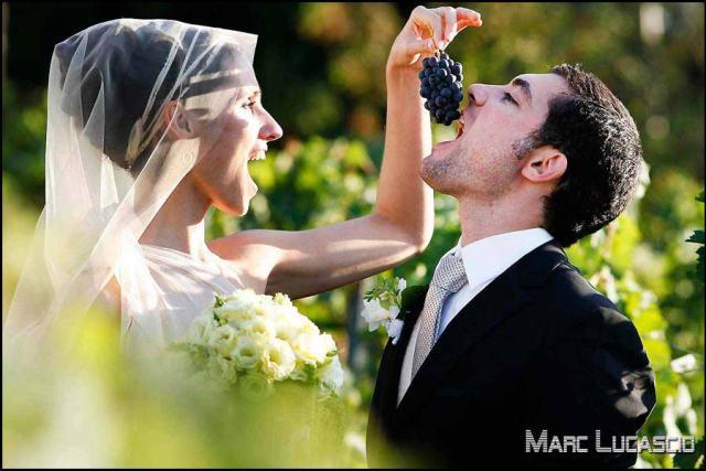photo mariage naturelle