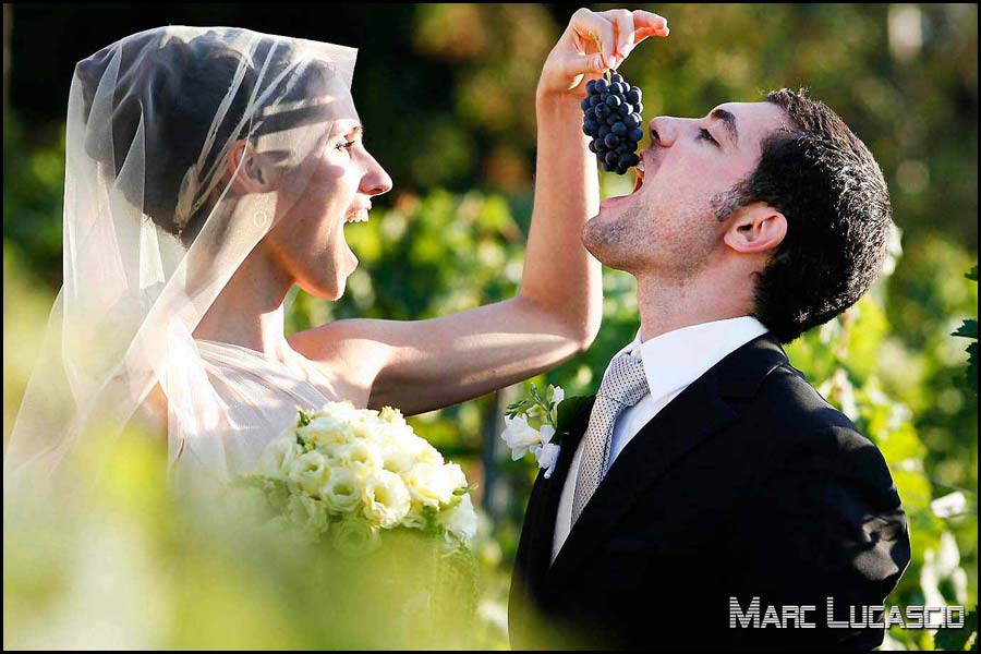 photo mariage naturelle