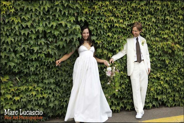 Photos mariage à Giverny