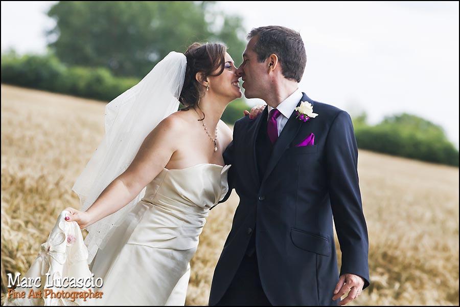 mariage juif dans les blés à Quincampoix