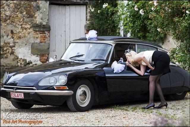 voiture mariage juif