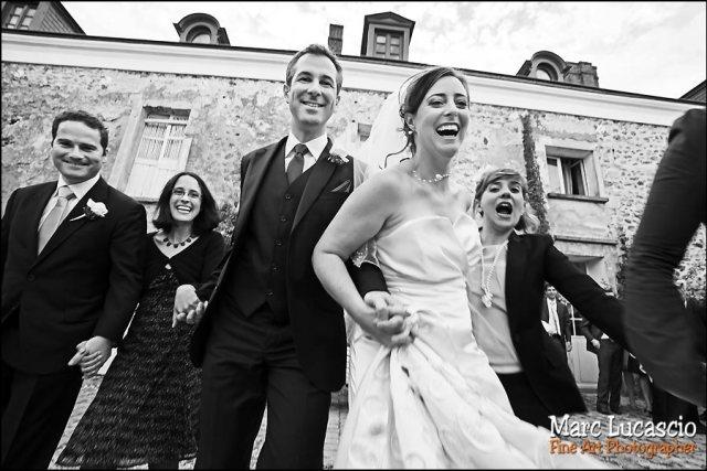 photo groupe mariage juif champêtre