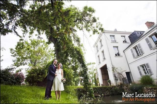 La préparation mariage au domaine de Quincampoix