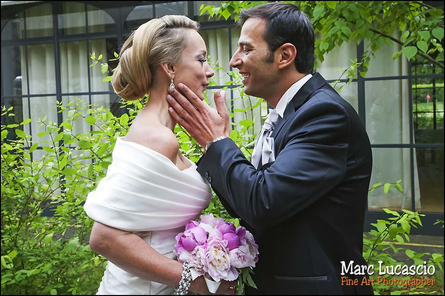 Photo de couple mariage juif