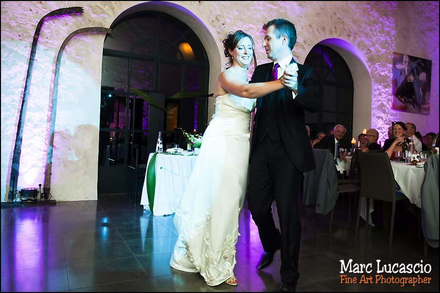 Première danse mariés mariage juif Domaine de Quincampoix