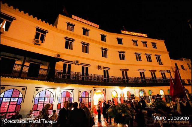 Mariage hôtel continental à Tanger